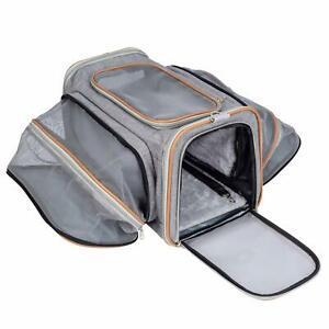 Pet-u sac de transport pour chat et petit chien extensible 2