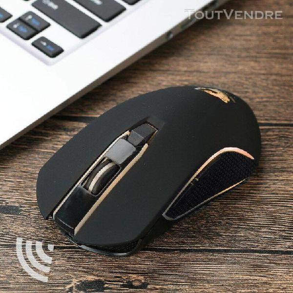 Pour pc ordinateur portable souris sans fil souris de jeu op