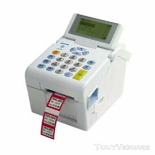 """sato wwth20042 imprimante autonome 2"""" th2 lan + étiquettes"""