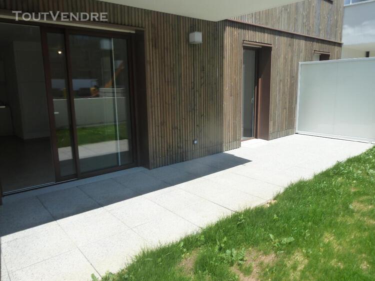 Appartement neuf la chapelle sur erdre 2 pièce(s) 40.75 m2