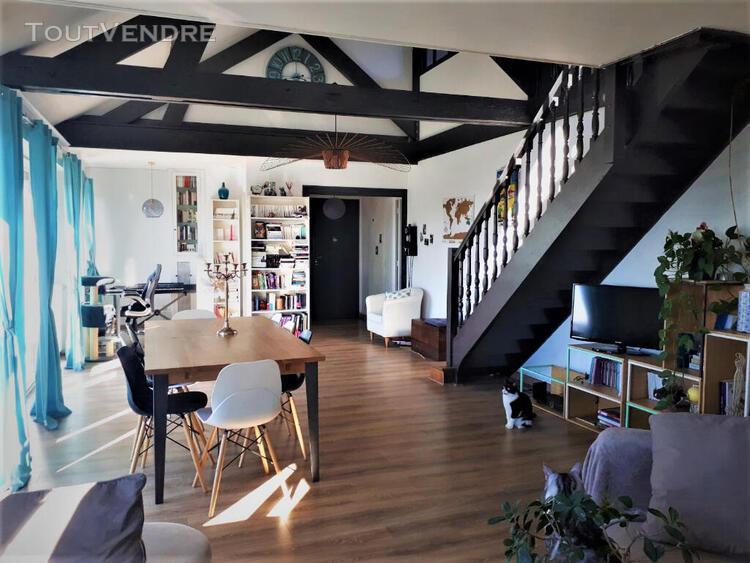 Appartement orleans 4 pièce(s) 138 m2