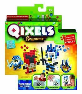 Asmokids - kk87109 - mini kit créations qixels royaume -