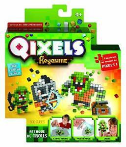 Asmokids - kk87110 - mini kit créations qixels royaume -