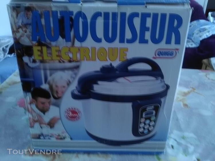 autocuiseur electrique quingg