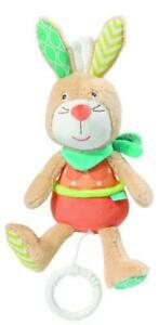 Babysun funky friends mini mobile musical motif lapin