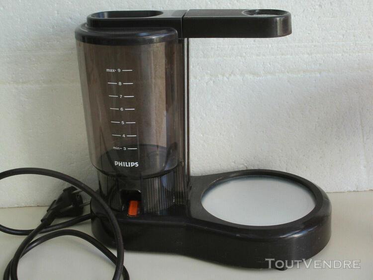 cafetière électrique vintage philips hd 5339