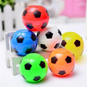 Football en plastique soccor doigt spinner main bureau gyro