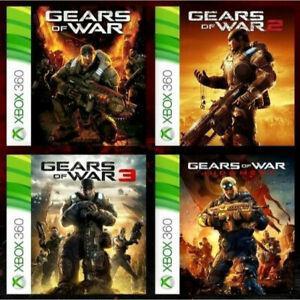 Gears of war collection (1+2+3+judgement) code numérique