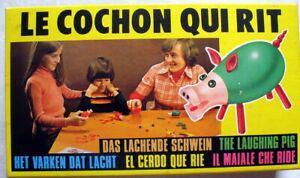 Le cochon qui rit - 6 joueurs - jeux michel - complet
