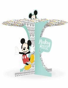 Présentoir à cupcakes en carton premium mickey cod.284787