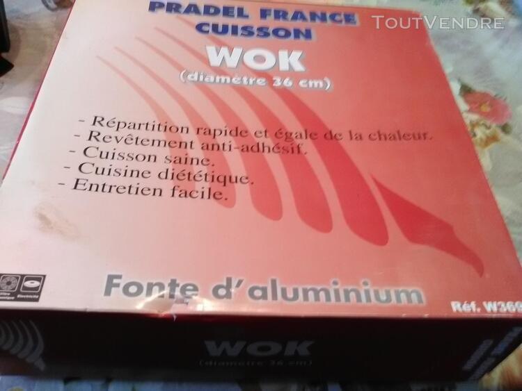 wok pradel diametre 36