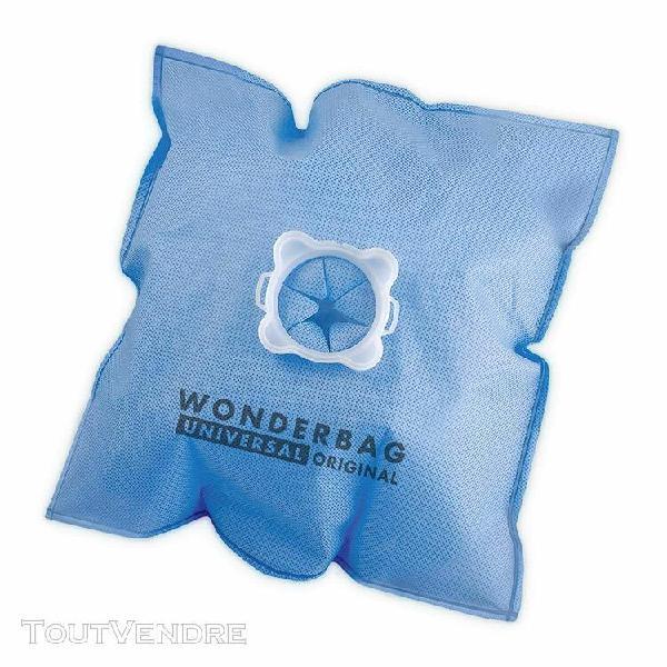 Wonderbag wb406120 boite de 10 sacs aspirateur syntethic cla