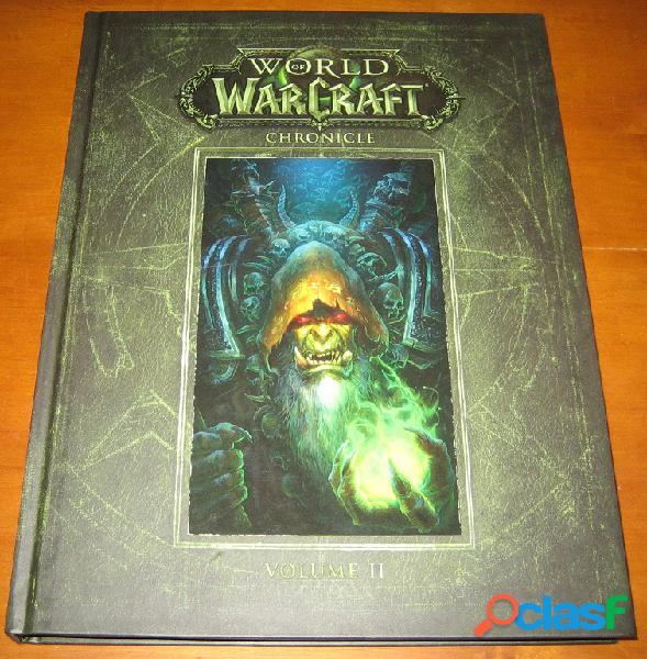 World of warcraft chronicle volume 2, chris metzen, matt burns et robert brooks
