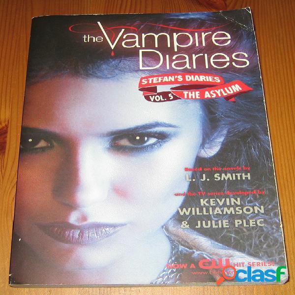 Stefan's diaries 5 – the asylum, l.j. smith