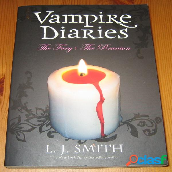 Vampire diaries – the fury + the reunion, l.j. smith