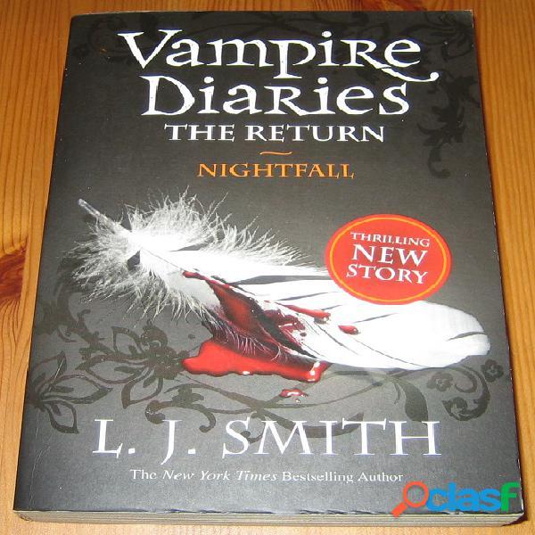 Vampire diaries – the return 1 – nightfall, l.j. smith