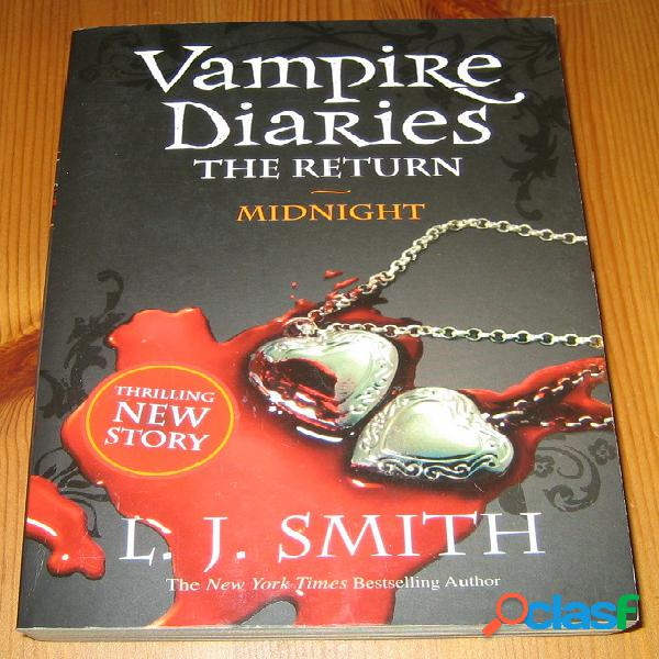 Vampire diaries – the return 3 – midnight, l.j. smith