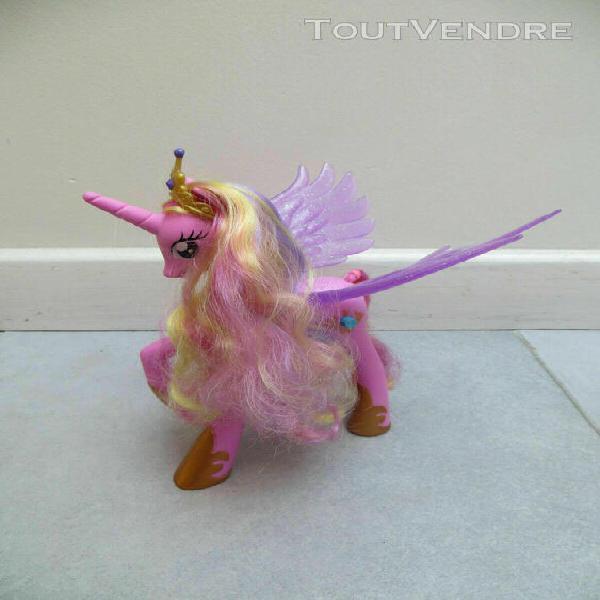 jouet little pony - figurine petit poney - très bon état