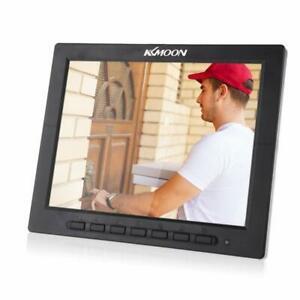 Kkmoon lcd écran moniteur,8 pouces tft haute résolution