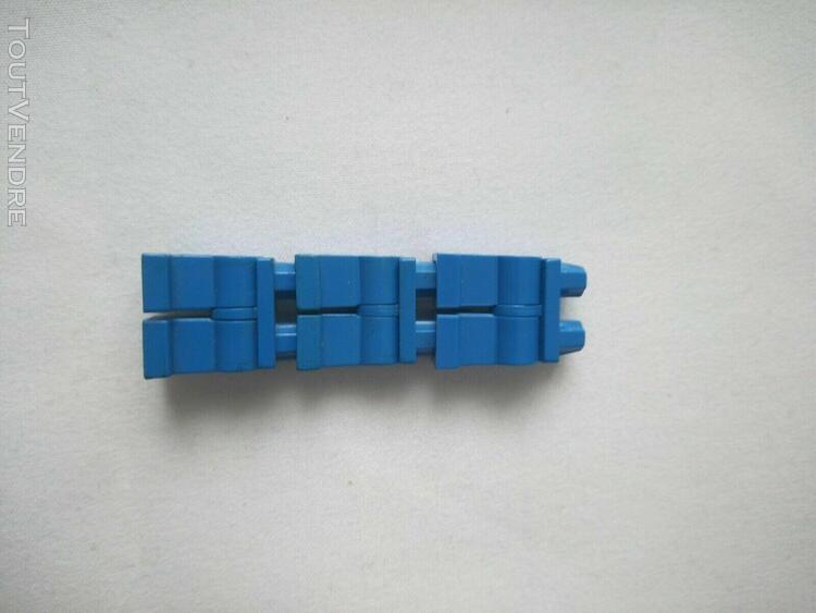 lego jambes bleu minifig
