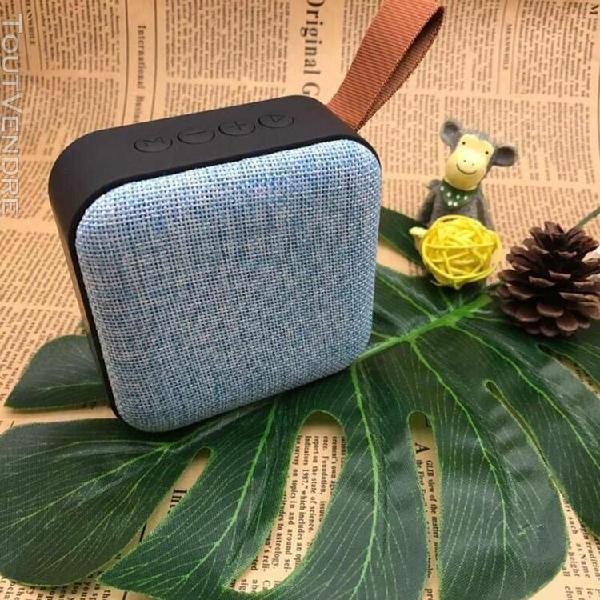 Mini haut-parleur extérieur portable bluetooth haut-parleur