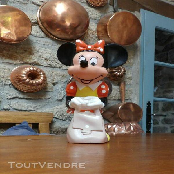 pouet pouet minnie disney made in taiwan robe noeud rouges