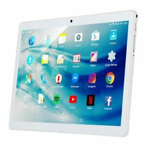 Qimaoo 10.1 pouces tablette tactile android,1280x800 hd ips