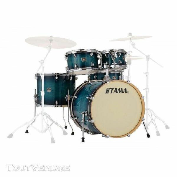 tama superstar classic cl52krs-bab blue lacquer burst - batt