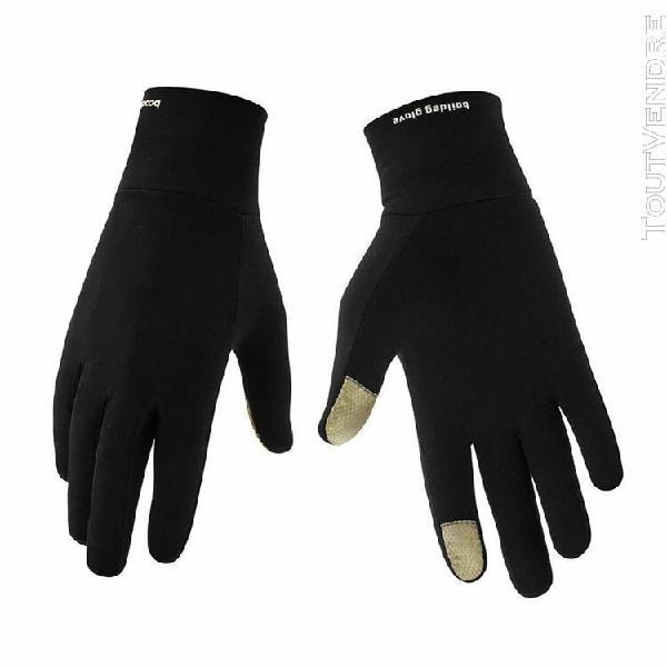 2019 hommes femmes d'hiver gants chauds thermique sports de