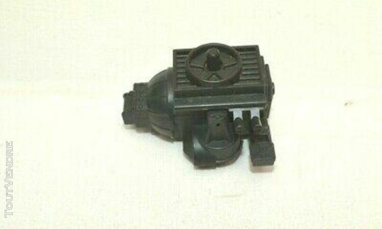 Gi joe 1985 a.w.e. striker moteur accessoire jouet figurine