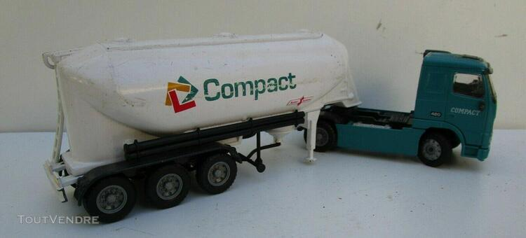 Joal 1/50 - volvo fh12 semi ciment compact
