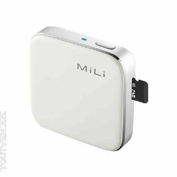 Mili idata air iii he-d53 iphone apple stockage 16 go 16 gb