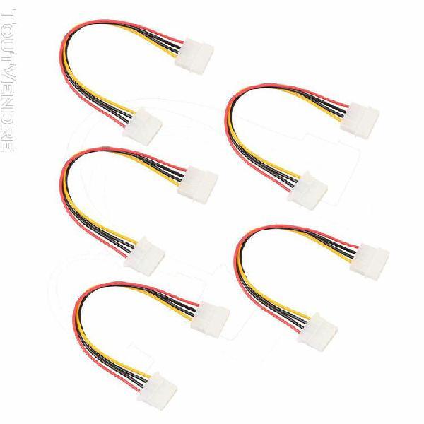 molex extension cable 4 broches 5,25 mâle à femelle ide