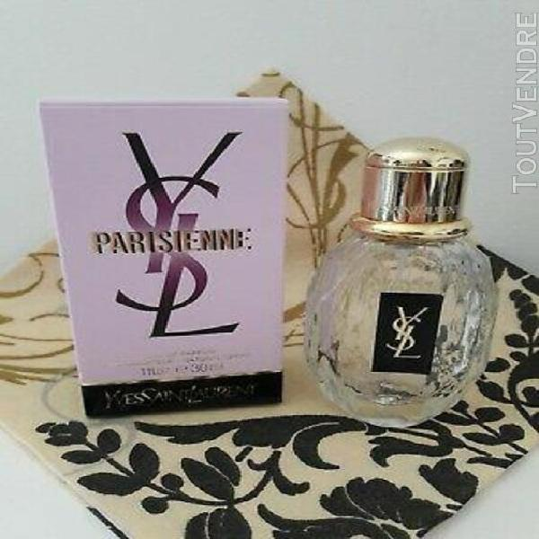 Parfum **parisienne** 50 ml - avec sa boite - vide - yves sa