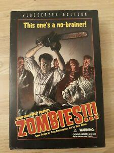 Encore 15800 h0 Zombies + NOUVEAU /& NEUF dans sa boîte