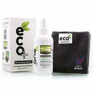 Ecomoist kit de nettoyage 250ml + serviette en microfibres