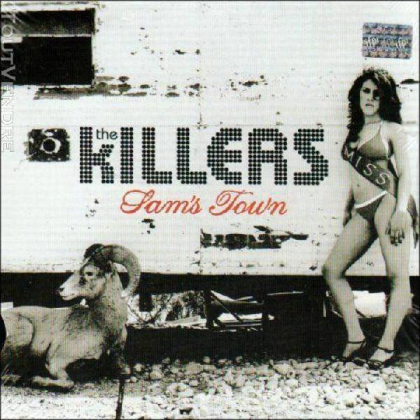 killers the sam s town (slidepack)