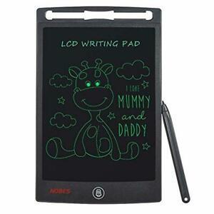 Nobes lcd tablette d'écriture 8.5 pouces, ardoise
