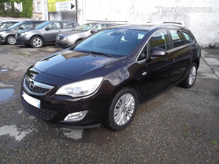 Opel astra sport tourer connect pack cdti 165