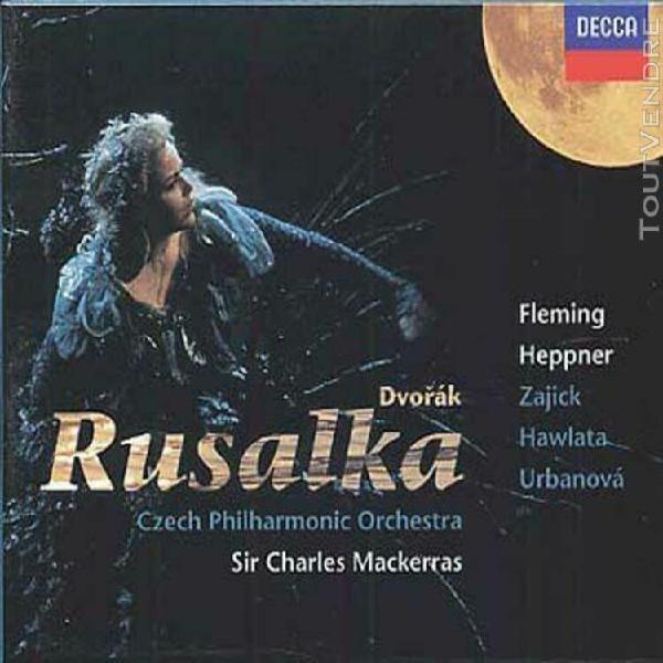 rusalka, opéra en 3 actes opus 114