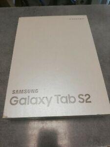 """Samsung galaxy tab s2 9.7"""" 32 go blanc"""