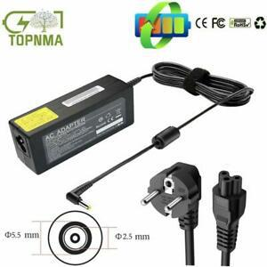 Adapter Charger For ASUS F554 F555 X751LAV S400C S400CA EXA0703YH EXA1203YH 65WH
