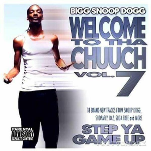 welcome to the church 7 - european import