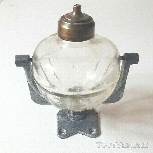 distributeur de savon liquide ancien antique wall mounted li