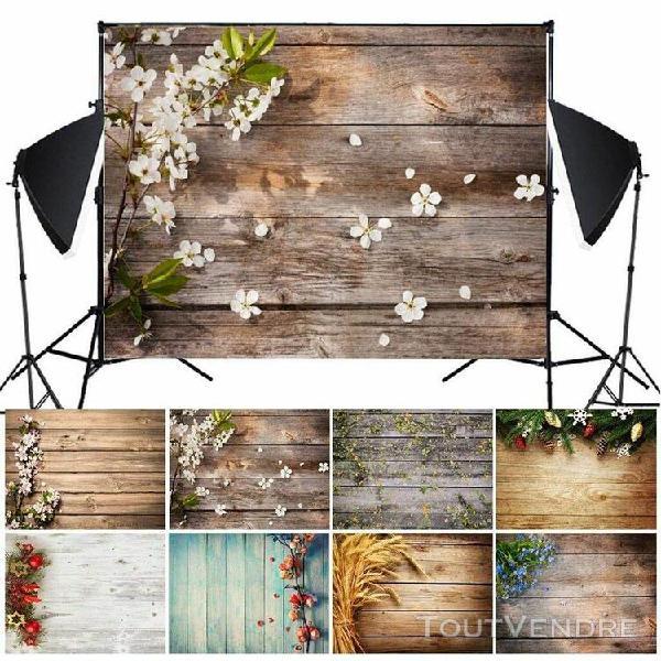 Imitation bois grain photographie props 3d photo fond tissu