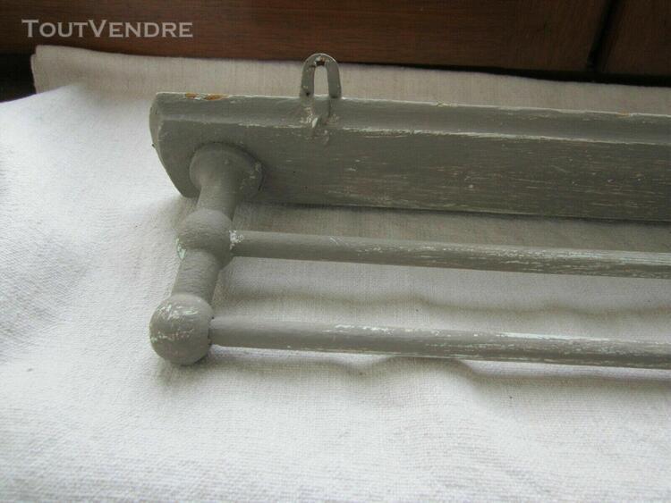 porte serviettes ancien a relooker