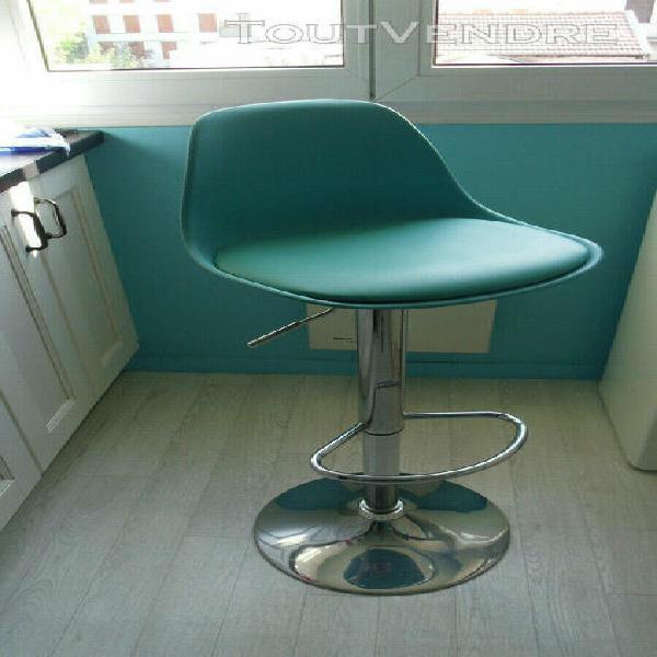 Tabouret de bar hauteur réglable marque la chaise longue,