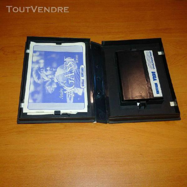 Lot 5 jeux / sega master system / disney mickey donald aster