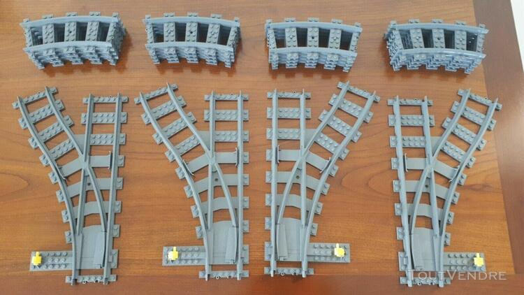 D10 Märklin 7017 caténaire référence croisée résolue 280 mm 2 pièces