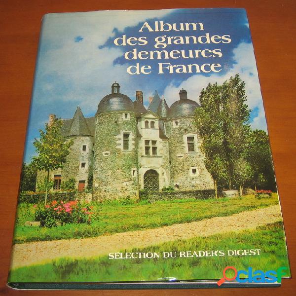Album des grandes demeures de france